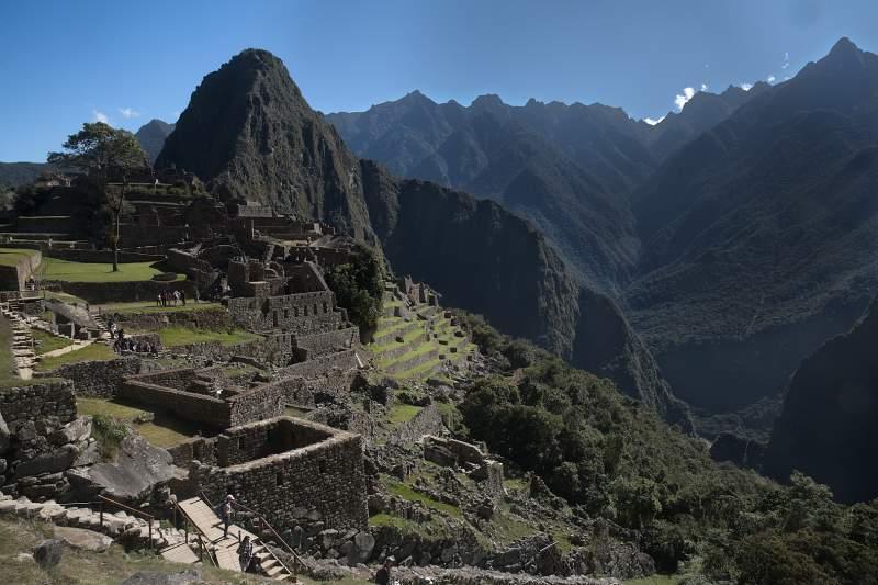 Chris Whitty Machu Picchu 9