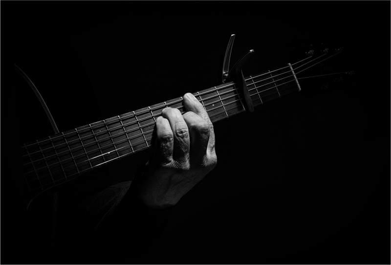 Greg Pacton Acoustic Guitar Accompaniment