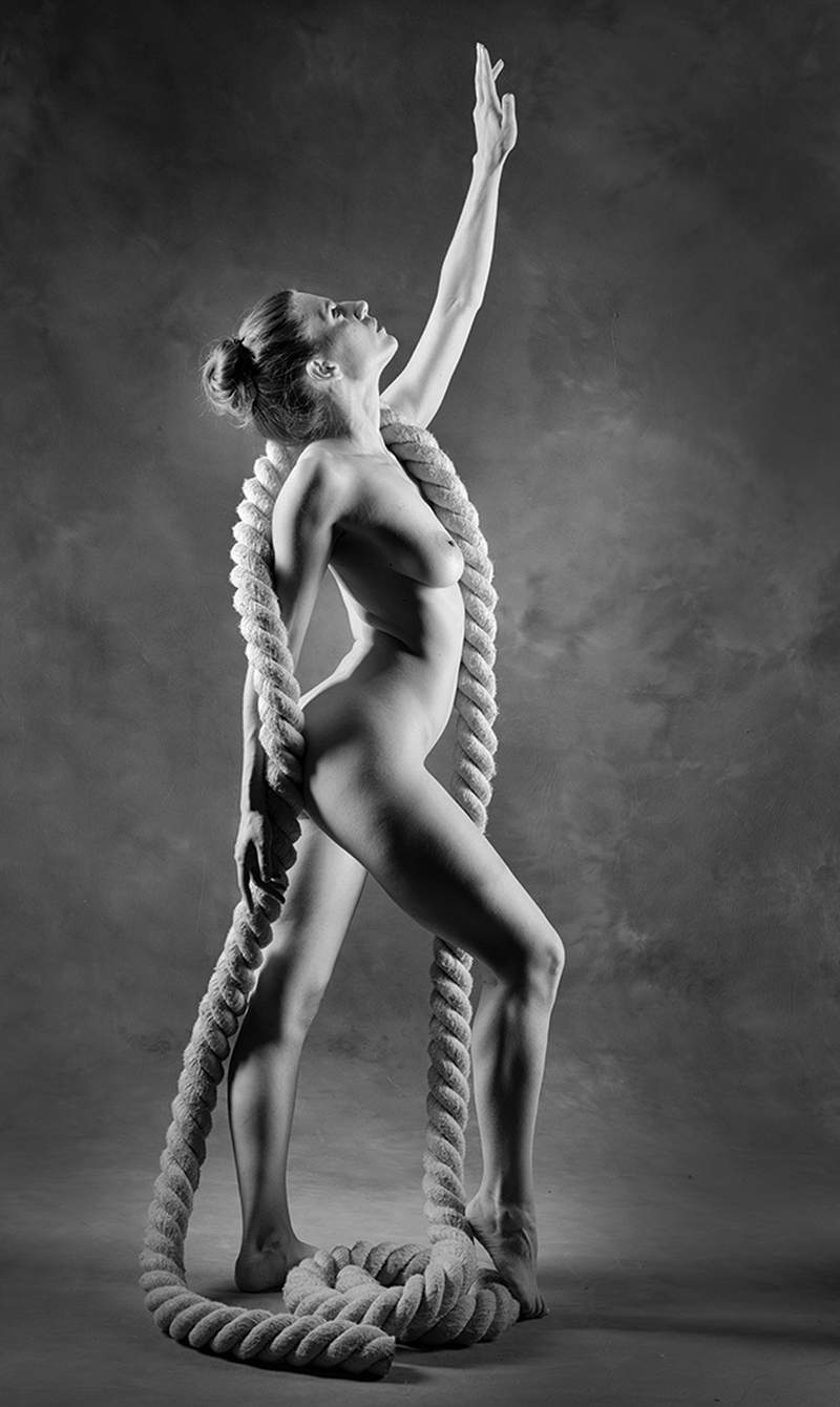 Malcolm Jenkin Rope Stretching 2