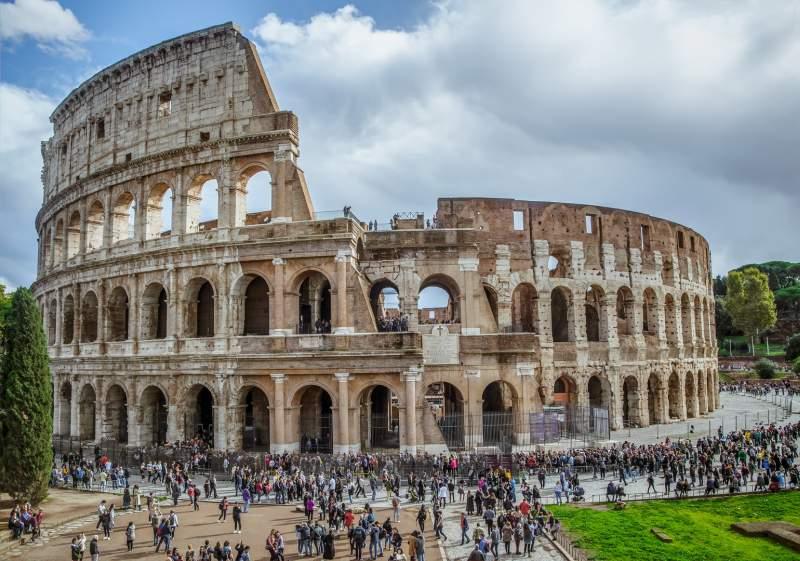 Thanasis Hadjipavlou Colosseo
