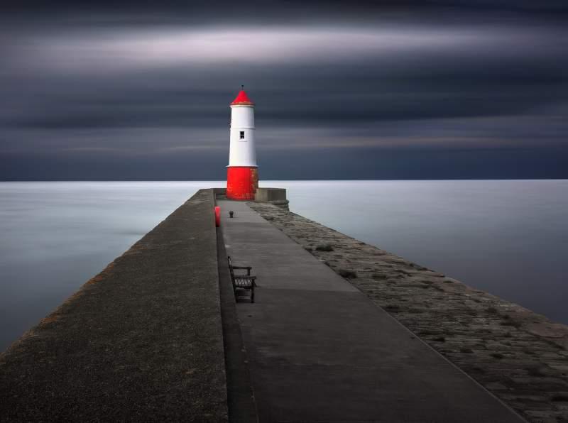 Yury Pustovoy Lighthouse UK
