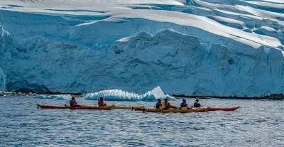 Antarctic Kayakers 2, Weisenberg  Neal , Canada