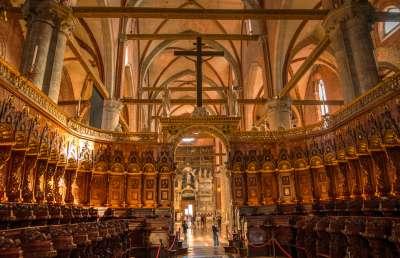 Basilica Santa Maria Gloriosa Dei Frari 3, Weisenberg  Neal , Canada
