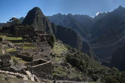 Machu Picchu 9, Whitty  Chris , England