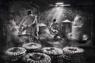 Team Work, Wong  Yan , China