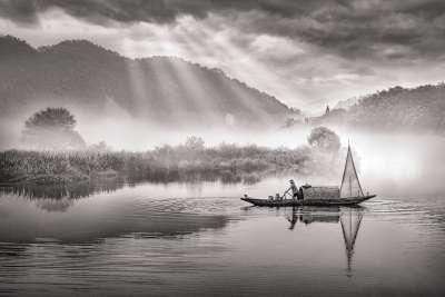 Sailing In The Morning, Wong  Yan , China