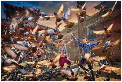 Happy Playing, Wong  Yan , China
