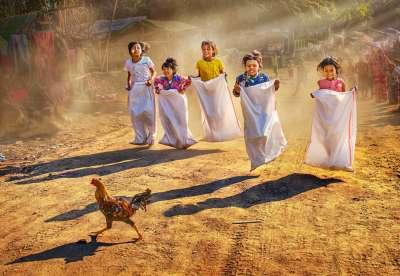 Jumping Competition, Wong  Yan , China