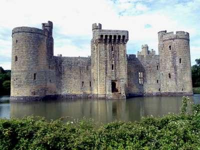 Bodium Castle, Duke  Michael , England