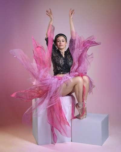 Dancer Bou On Cube, Jenkin  Barbara , England