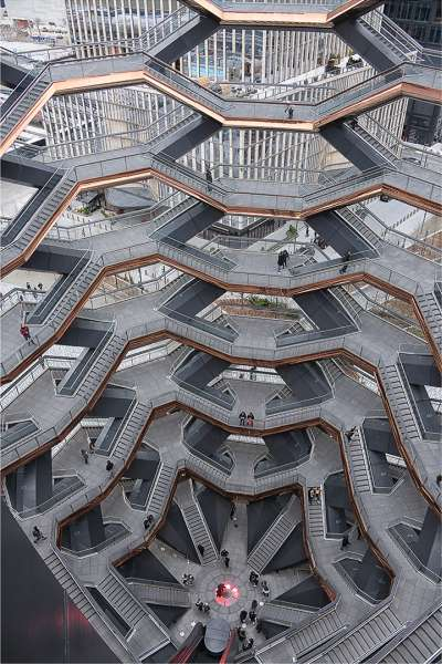 City Shapes In New York, Jenkin  Malcolm , England