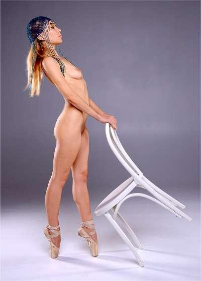 Ballerina And Chair, Jenkin  Malcolm , England
