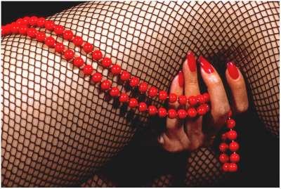 Red Beads, Kurchey  Andrew , Usa