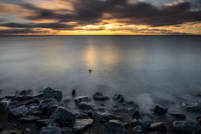 Youghal Sunrise, Gleeson  William , Ireland