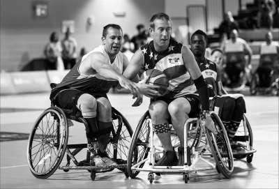 Wheelchair BB 51, Kwan  Phillip , Canada