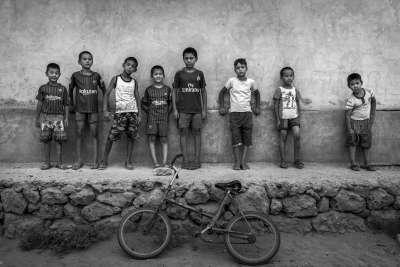 Central Asian Children58, Ye  Danlei , Canada
