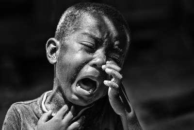 CRYING, Deramo  Umberto , Italy