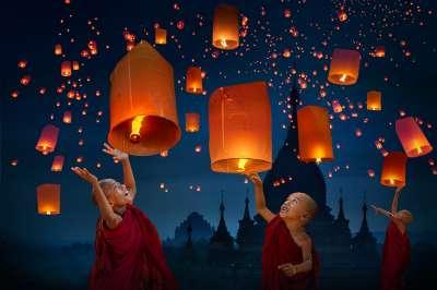 Lantern Festival 1, Che  Arnaldo Paulo , Hong Kong
