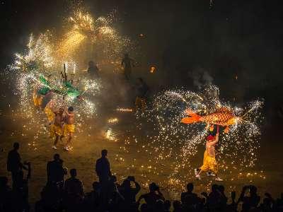 Dancing Fish, Che  Arnaldo Paulo , Hong Kong