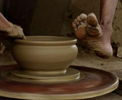 Pottery, Nguyen  Than , Vietnam