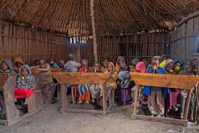 The Kindergarten In Tanzania, Chan  Betty , Canada