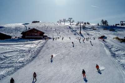 Skiing In Dolomite, Kuczynski  Sebastian , Poland