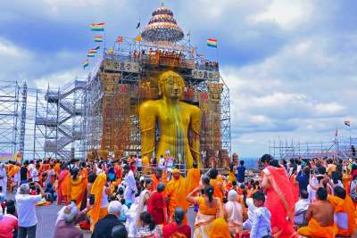 HAPPY FESTIVAL, Byakod  H S , India