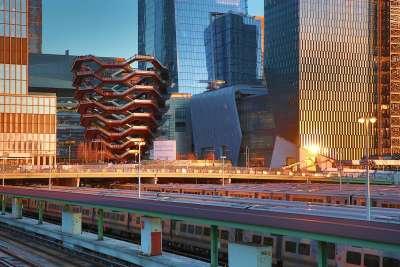 Hudision Yard, Ou  Guo Jiang , Usa