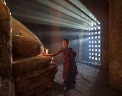 Children Of Buddha, Pustovoy  Yury , Russia