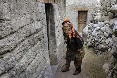 ARIAN LADY OF LADAKH - 2, Bagchi  Kaushik , India