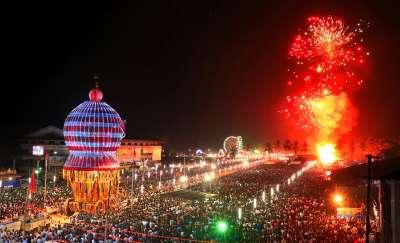 Jatra Car Festival, Kumar  Ashok , India