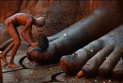 Bless Me, Mural  Satish B , India